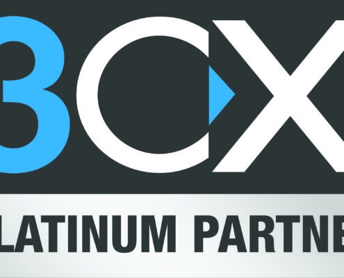 3CX Platinum Partner Logo