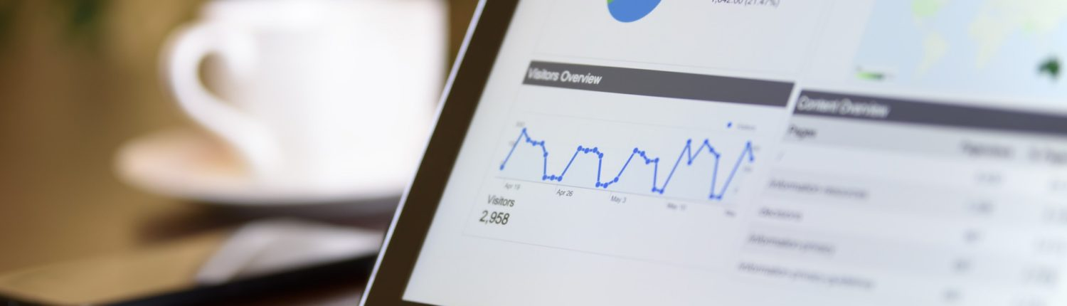 Transforming tablet with Google Analytics