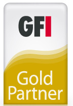 GFI gold partner logo