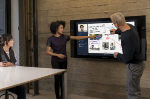 Surface Hub Promotional Image