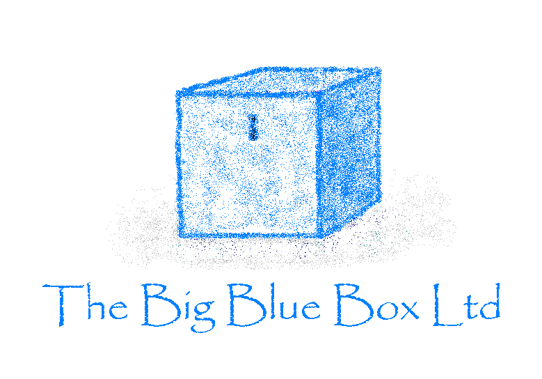 The Big Blue Box
