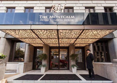 montcalm entrance